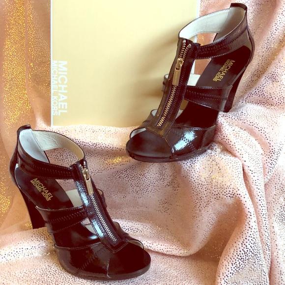 f3311938c284 Michael Kors Berkley T-Strap Dress Sandal